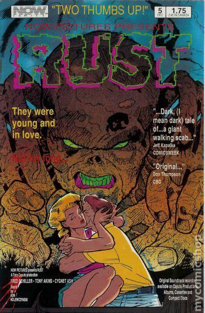 Soekamtiday Vol 1 Comic Series rust vol 1 1987 now 1st series comic books