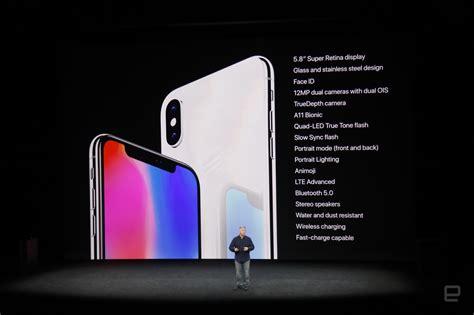 apple x japan 速報 iphone x正式発表 次世代感満載の超狭額縁デザインに5 8型有機el画面と最新技術を結集