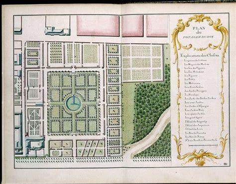 Kitchen Garden Versailles 1000 Images About Classical Garden Plans On