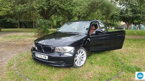 Bmw Serie 1 Coupe Cabriolet Occasion by Achat Bmw Serie 1 118d Pack M 2008 D Occasion Pas Cher 224 9
