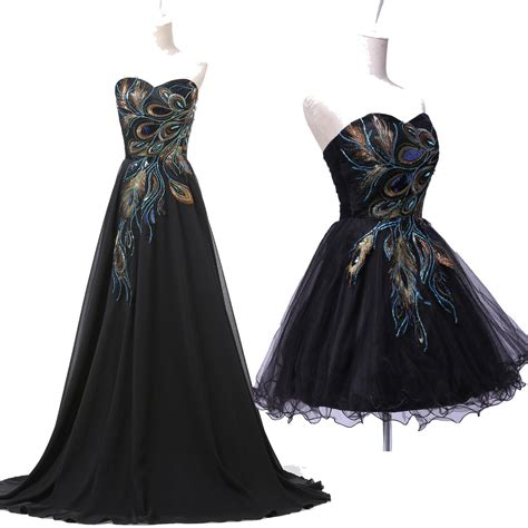 masquerade party dresses on pinterest black masquerade long short peacock masquerade formal evening ball gown