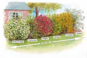 collection la haie des quatre saisons 5 arbustes 2 3