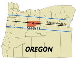 map of oregon total eclipse image gallery eclipse 2017 oregon