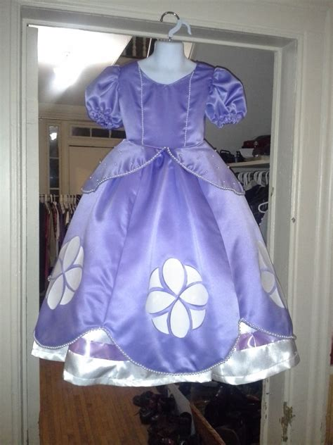 Dijamin Dress Princess Sofia 2 custom princess sofia costume by tony bud s sewing