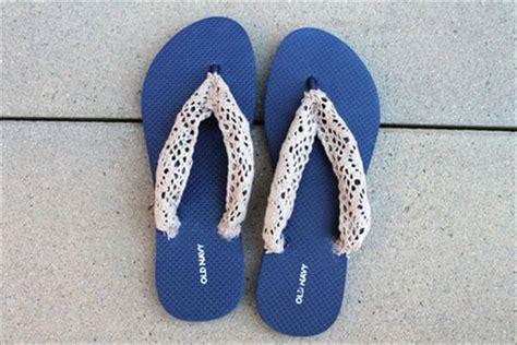 10 Crochet Flip Flops / Slippers Ideas For Girls   DIY and