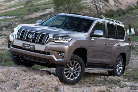 toyota prado 2019 australia new toyota landcruiser prices 2019 australian reviews
