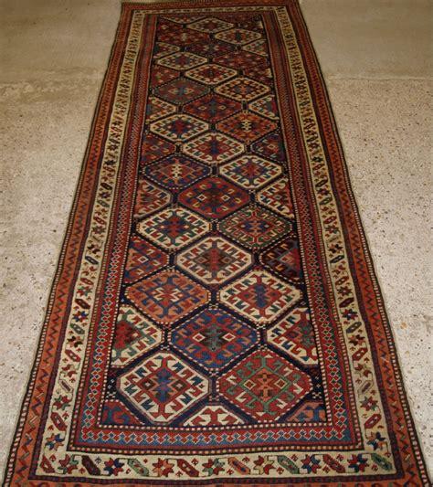 uzbek shirvan runner current sales barnebyscom outstanding antique caucasian shirvan runner fine weave