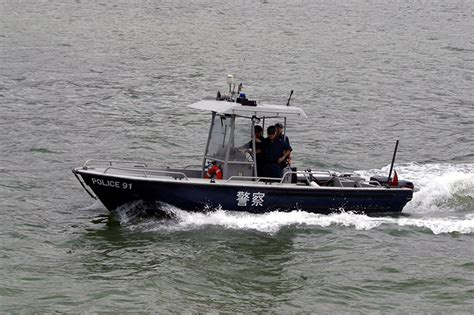 boston whaler police boats the fleet marine hong kong police force