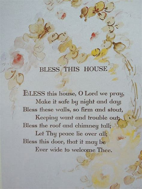 bless this house lyrics and music bless this house lyrics and 28 images bless this house free sheet by may h brahe