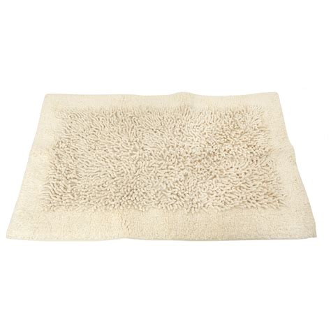 100 cotton noodle design bathroom bath mat rug