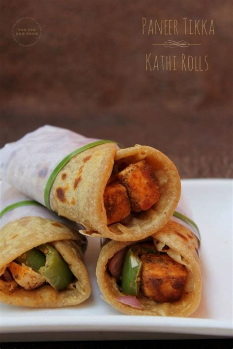paneer kathi roll recipe vegetarian 1000 images about kati roll kathi roll frankie roll