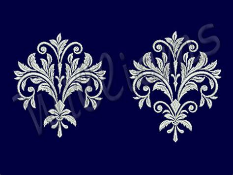 baroque designs quot baroque quot machine embroidery design