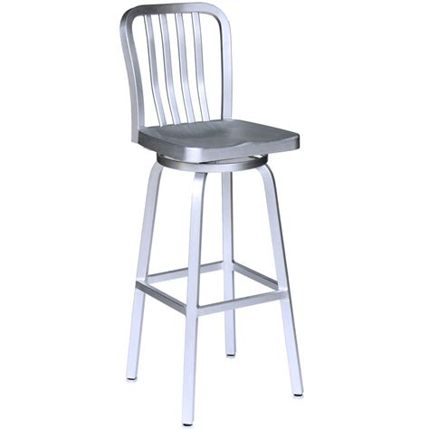 Navy Aluminum Bar Stools by Bar Stools Aluminum Bar Stools Navy Bar Stools