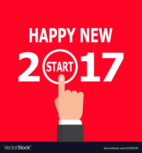 start of new year 2017 start new year 2017 idea vector by liluydesign image