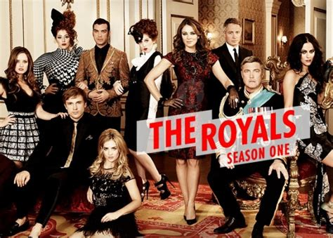 the royals season one dvd review beyond media