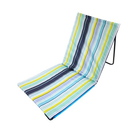 Folding Chair Mat by Portable Mat Folding Chair Sun Lounger Outdoor