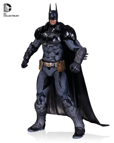 figure archive dc collectibles unveils batman arkham figures