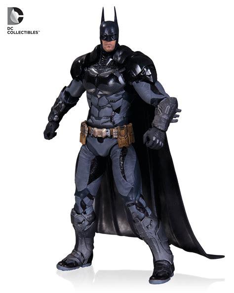 dc collectibles unveils batman arkham figures news www gameinformer