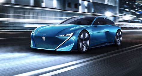 peugeot best selling car peugeot instinct concept revealed photos 1 of 27