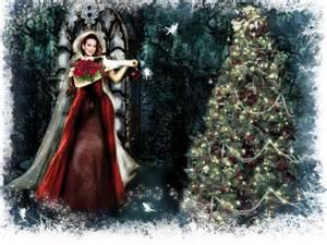 free christmas desktop wallpapers christmas fairy desktop