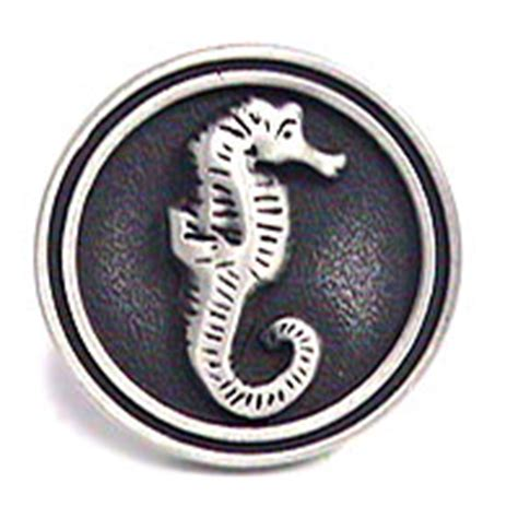 betsy fields cabinet knobs betsy fields design coastal seahorse knob 1 3 8 quot in