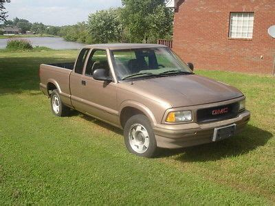 how cars work for dummies 1996 gmc sonoma auto manual gmc sonoma sls extended cab pickup 2 door cars for sale