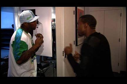 Majalah Rolling Nov 2007 50 Cent Vs Kanye West let s get ready to rumble kanye leading in sales