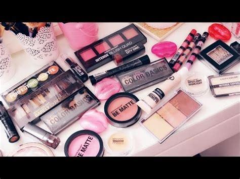 Makeup City Colour City Color Cosmetics Favorites
