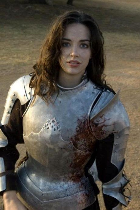Was Joan Of Arc Blonde | pictures swords and armor