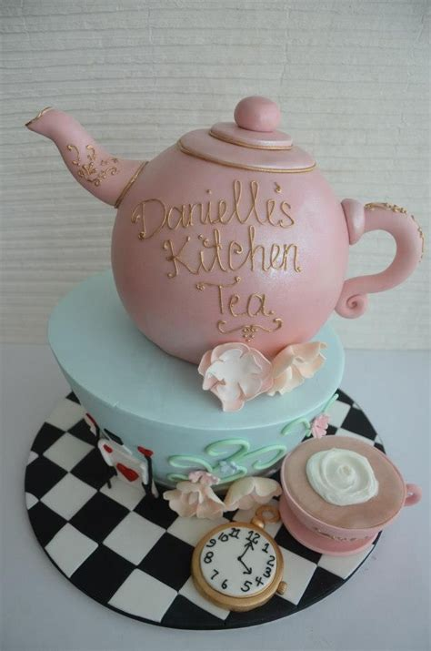 Kitchen Tea Cakes by 140 Best Teapot Cakes Images On Teapot Cake