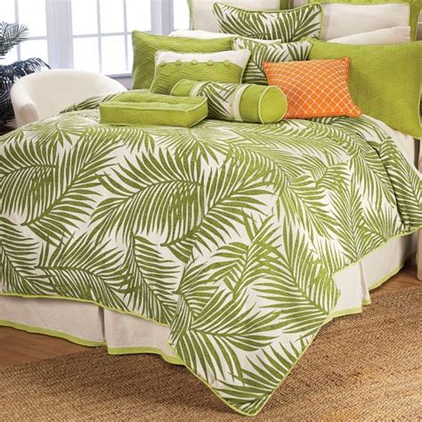 tropical themed comforter sets bedroom bring summer spirit into the bedroom by using