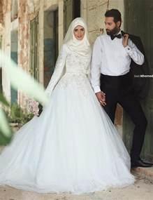 saudi arabia muslim wedding dress hijab 2016 long sleeve
