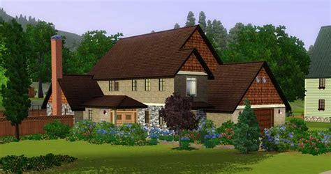 house for large mod the sims surrounded by family large house for large families