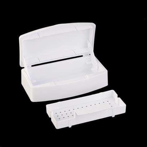 Manicure Pedicure Box new nail sterilizer tray disinfection pedicure manicure