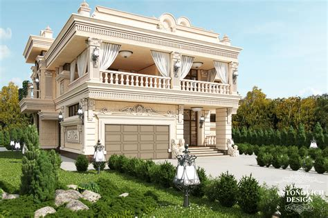 Home Design Interior And Exterior by Professional Villas Exterior And Interior Design By Antonovich