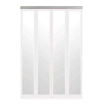 42 Inch Bifold Closet Doors 54 X 80 Bi Fold Doors Interior Closet Doors The Home Depot
