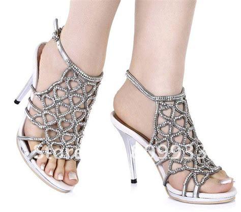Luxury Designer Dresses - new silver color comfortable luxury heels ideas nationtrendz com