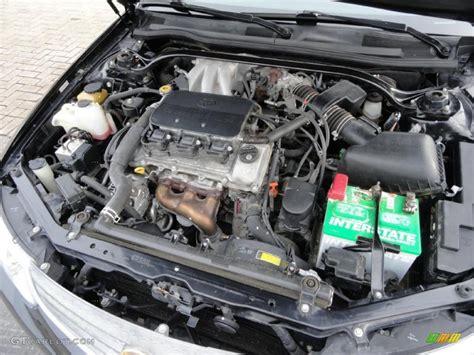 3 0 Toyota Engine 2002 Toyota Solara Sle V6 Convertible 3 0 Liter Dohc 24