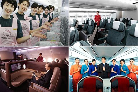 Best Airline Cabin Crew by 8 Airlines With The Best Cabin Crew