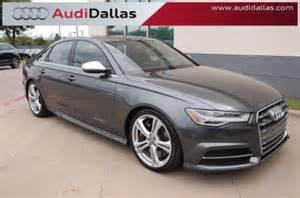 Audi Dallas Hours Audi S6 2016 Melbourne Mitula Cars