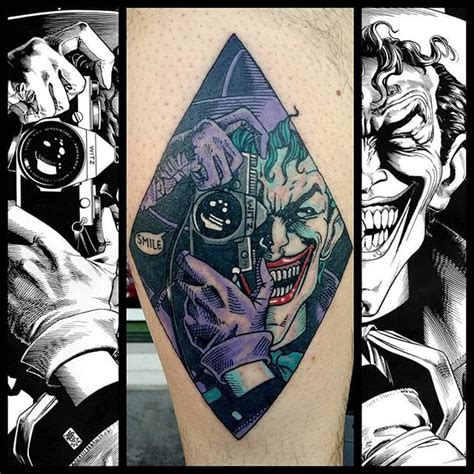 comic book tattoos engaging comic book tattoos by steve rieck tattoodo
