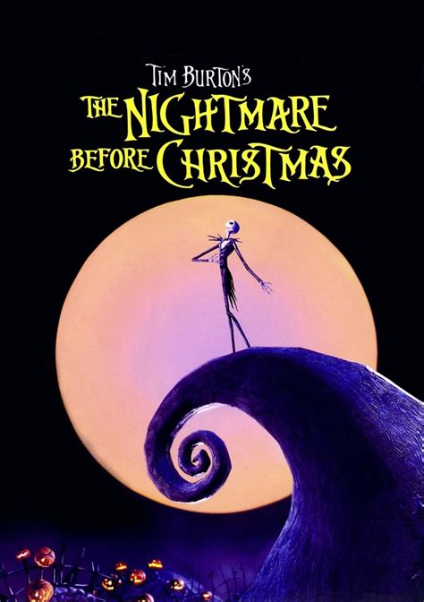 nightmare before christmas dvd release date