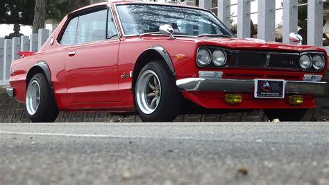 nissan hakosuka hakosuka for sale nissan skyline kgc10 gtr clone coupe at