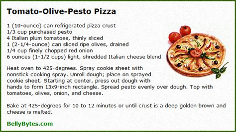 Pesto Pasta Salad Recipe Pizza Recipe Collection Belly Bytes