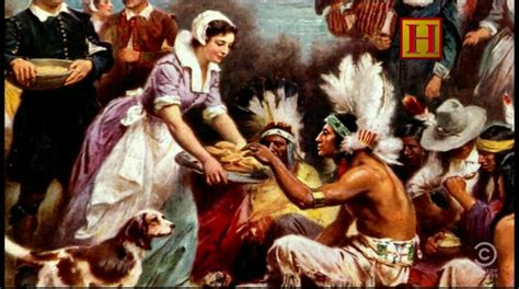the first thanksgiving facts history image 1513 a history channel thanksgiving 06 jpg south