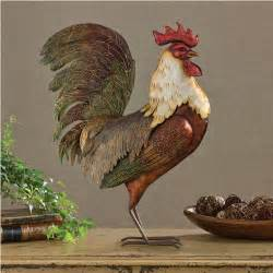 rooster home decor country home d 233 cor rooster figure