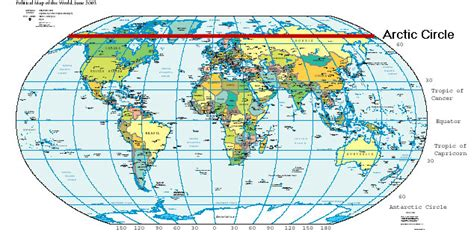 File Arctic Circle 021106 Jpg Where Is The Arctic Earth Coloring Page