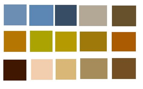 earth tone color palette pinterest deadrock nv color scheme for costumes earth tones