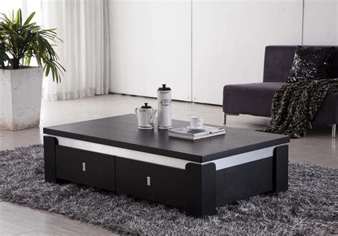center table with storage 3 best materials for your coffee table with storage