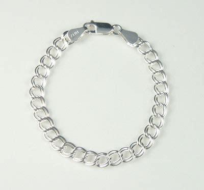 traditional charm bracelet traditional classic silver charm bracelet